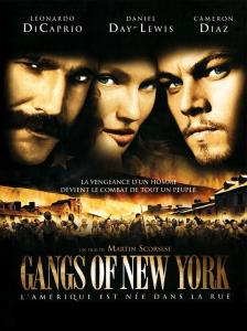 ganags-of-new-york-poster