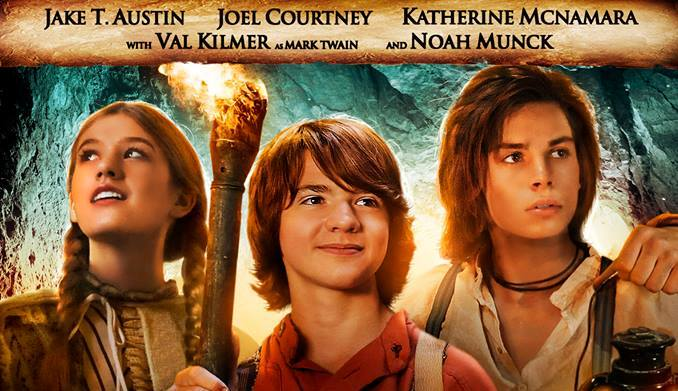 Tom Sawyer & Huckleberry Finn (2015) – Filmonizirani