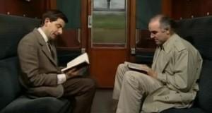 Mr.Bean - Takes the Train