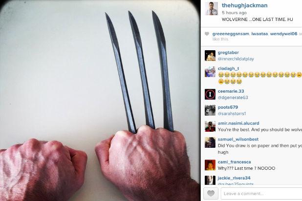 instagram-hugh-jackman-wolverine