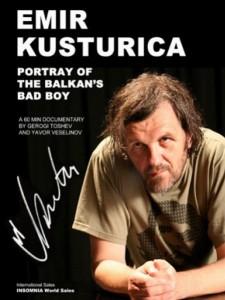 Kusturica Balkan's bad boy