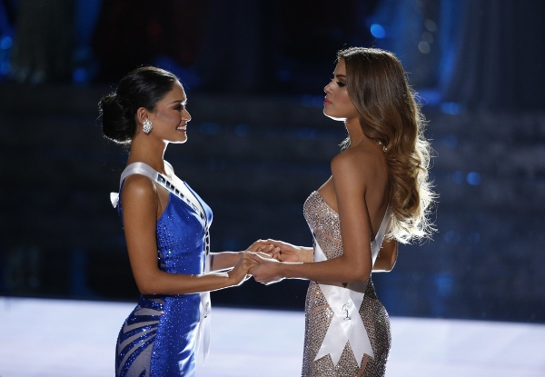 Ariadna Gutierrez i Pia Alonzo Vurcbah