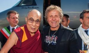 Renzo Rosso: i Dalai Lama