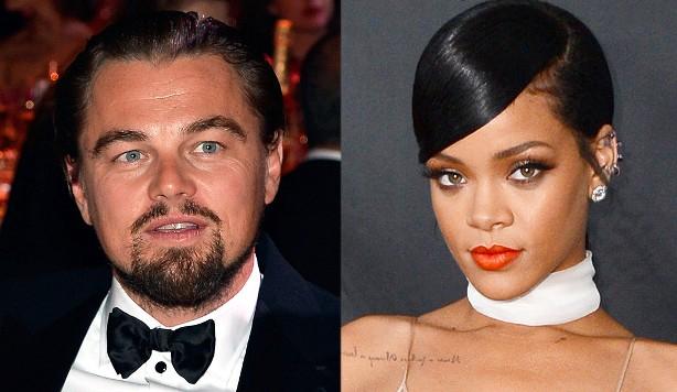DiCaprio-Rihanna