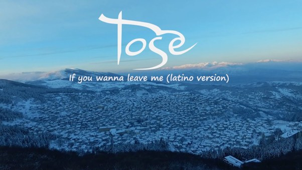 If you wanna leave me tose