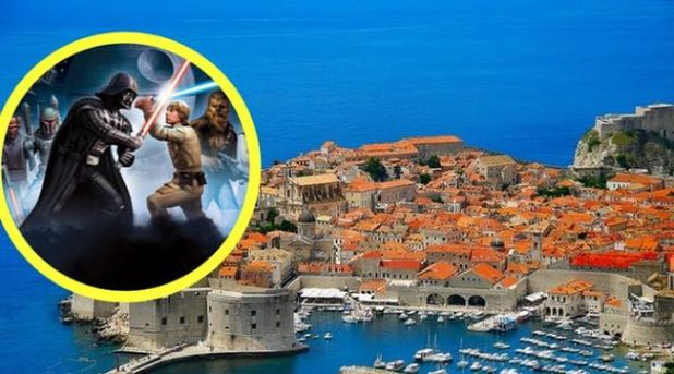 star-wars-dubrovnik