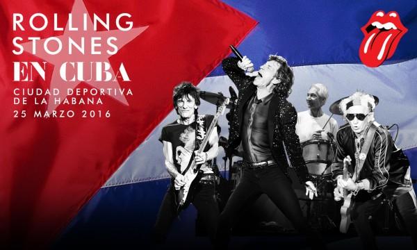The Rolling Stones cuba