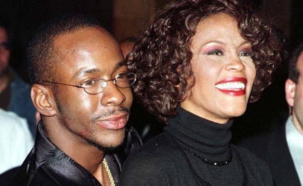 Bobby Brown Whitney Houston