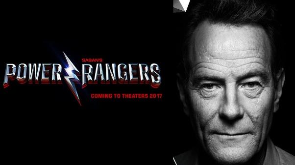 Bryan Cranston Power Rangers
