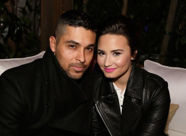 Demi Lovato i Wilmer Valderrama