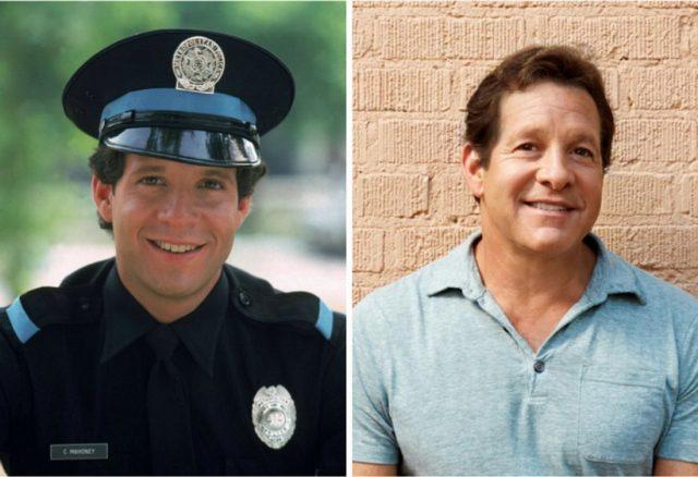 Steve Guttenberg-Carey Mahoney