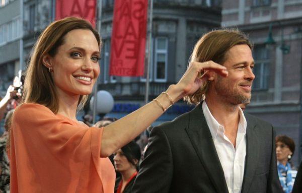 Angelina Jolie i Brad Pitt Sarajevo