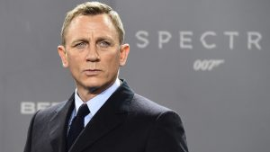 British actor Daniel Craig poses for photographers at a photocall for the new James Bond film 'Spectre' on October 28, 2015 in Berlin. AFP PHOTO / TOBIAS SCHWARZ (Photo credit should read TOBIAS SCHWARZ/AFP/Getty Images)